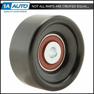 Belt Idler Or Tensioner Pulley W Bearing For Cadillac Chevy Ford Dodge Jeep New