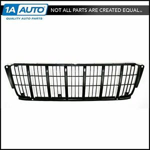 Rubber Grille Grill Insert For 99 03 Jeep Grand Cherokee