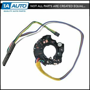 Turn Signal Switch W Steering Wheel Radio Controls For Buick Chevy Pontiac Olds