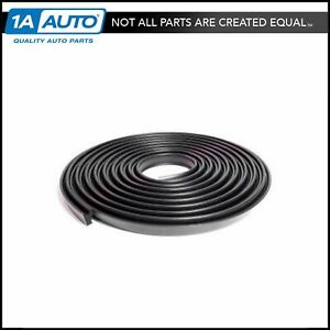 Trunk Seal Rubber Weatherstrip Tk 64 A 18 For Dodge Cuda Duster Challenger