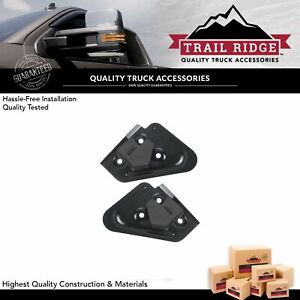Towing Side View Mirror Support Bracket Pair Set For 94 01 Dodge Ram Truck