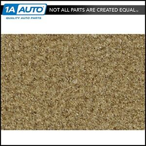 For 84 96 Jeep Cherokee Cutpile 7577 Gold Cargo Area Carpet W O Sport Package