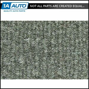For 1984 88 Toyota Pickup Extended Cab Cutpile 857 medium Gray Complete Carpet
