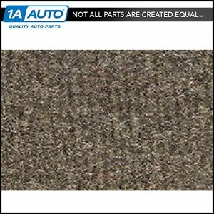 For 1984 96 Jeep Cherokee 906 sandstone Came Cargo Carpet w o Sport Package