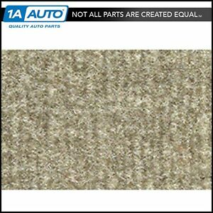 For 05 12 Toyota Tacoma Regular Cab Cutpile 7075 oyster Shale Complete Carpet