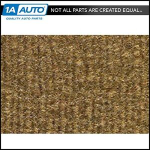 1974 76 Buick Riviera 2 Door 830 Buckskin Carpet For Automatic Transmission