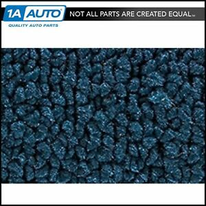 1961 64 Chevy Bel air 2 Door Post 16 shade 13 Blue Carpet For Auto Trans