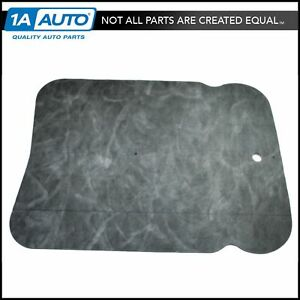Hood Insulation Pad W Clips For 71 74 American Motors Amc Amx Javelin