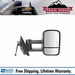 Trail Ridge Towing Mirror Power Heated Signal Right Rh For Sierra Silverado New