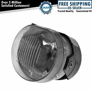 Fog Driving Light Lamp Driver Side Left Lh For 02 04 Jeep Liberty