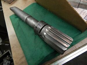 Cleveland Hss 2 625 Shell Reamer And Arbor 5 Morse Taper