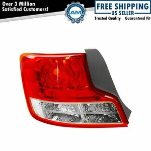 Taillamp Taillight Lh Left Driver Side For 11 13 Scion Tc