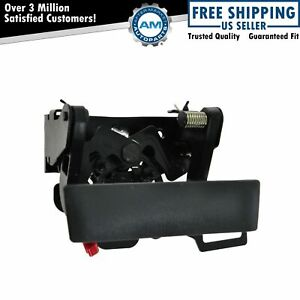 Tailgate Handle With Lock Provision For 07 12 Chevy Silverado Gmc Sierra
