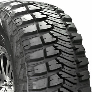 4 New Lt35x12 50 17 Goodyear Wrangler Mt R Kevlar Mud 1250r R17 Tires Lr C