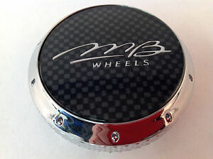 Mb Wheels Mb14 14 Chrome Custom Wheel Rim Center Hub Cap C425 V 2 3 4 Dia Mb109