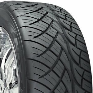 4 New 285 35 22 Nitto Nt 420s 35r R22 Tires
