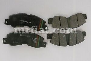 Fiat 130 2800 Cc Front Brake Pad Set 15 Mm New