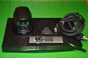 Tandberg Codec 6000 Mxp Ttc6 08 Video Conference F9 Ntsc Mulitsite