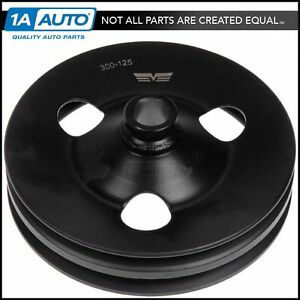 Power Steering Pump Pulley For Buick Cadillac Chevy Oldsmobile Pontiac