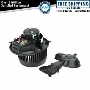 A C Ac Heater Blower Motor W Fan Cage For Volvo Xc70 Xc90 S60 S80 V70