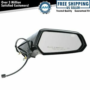 Power Side View Mirror Passenger Right Rh New For 10 13 Chevy Camaro