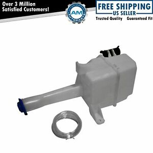 Windshield Washer Reservoir Bottle With Pump For 01 06 Elantra