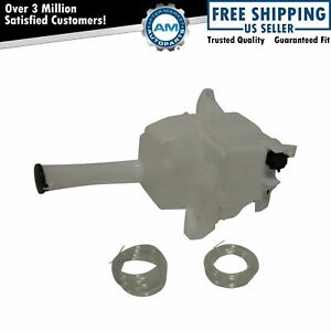 Windshield Washer Reservoir Bottle With Pumps For 04 13 Toyota Sienna