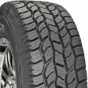 4 New P265 70 17 Cooper Discoverer At3 70r R17 Tires