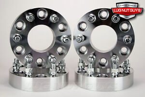 4 Wheel Spacers 6x4 5 1 5 Thick Fits Nissan Frontier Pathfinder