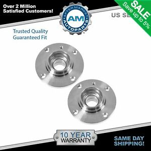 Front Wheel Hub Bearing Left Right Pair Set For Bmw 3 Series E30