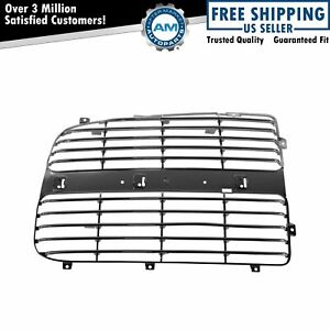 Grille Insert Chrome Front Right Rh For Dodge Ram 1500 2500 3500