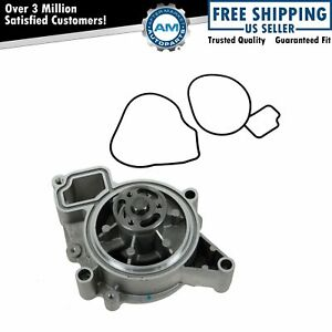 Engine Water Pump For Buick Chevy Gmc Olds Pontiac Saab Saturn New