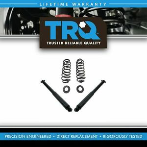 Trq Air Suspension To Coil Spring Conversion For Gm Truck Suv New