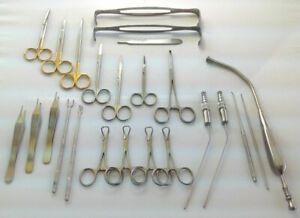 Nasal Set Of 40 Instruments Surgical Ent Medical Instruments