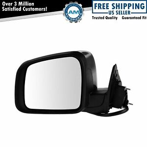 Mirror Power Heated Turn Signal Blind Spot Driver Side For 11 18 Grand Cherokee