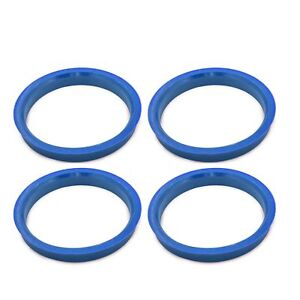 4 Hub Centric Rings 73mm To 66 1mm Hubcentric Ring 66 1 Fits Nissan Infiniti
