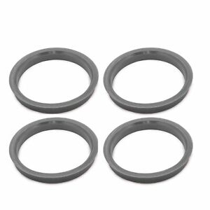 4 Hub Centric Rings 74mm To 70 5mm Hubcentric Ring 74 70 5 Ford