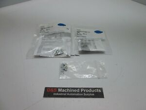 Lot Of 28 Omnifit 002310 Rev a 1 16 Tube Gripper Fittings