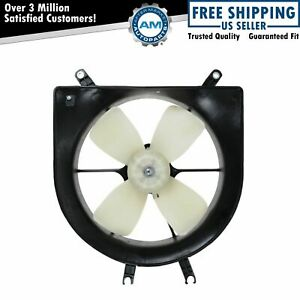 Radiator Cooling Fan Motor Assembly For Honda Civic Del Sol