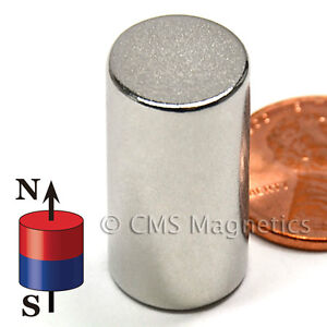 N50 Neodymium Magnet Dia 1 2x1 Ndfeb Rare Earth Magnets 100 count