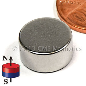 Neodymium Disk Magnets N50 1 2x1 4 Ndfeb Strong Rare Earth Magnets Lot 100