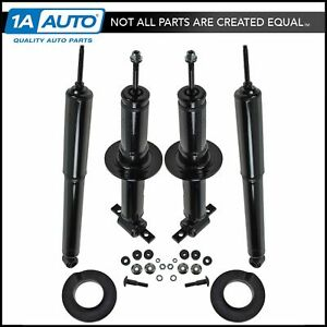 Front Rear Strut Shock Absorber Set Of 4 For 93 02 Camaro Trans Am Firebird
