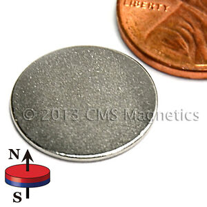 200 Pc N45 5 8 X 1 32 Neo Disk Magnets