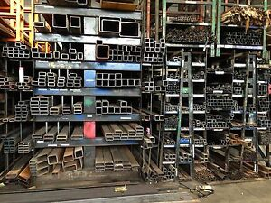 Steel Square Tubing 1 25 X 1 25 X 083 X 90 3 Pieces