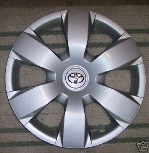 New Genuine Camry Toyota 16 Hubcap Oem Silver Wheel Cover 07 08 09 10 11 12 13