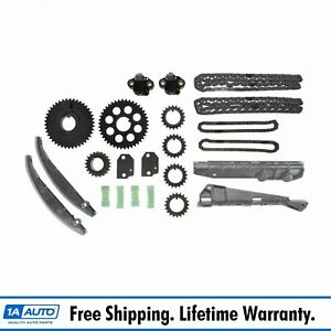 Timing Chain Set Complete Kit For Ford Lincoln Mercury V8 4 6l
