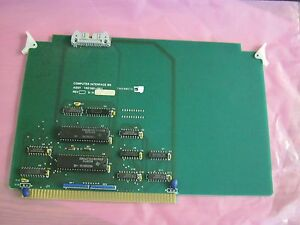 Thermco Systems Model 140160 001 Computer Interface Board Mf71004 Rev B