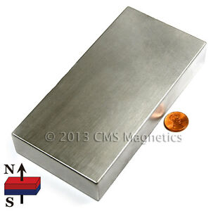 Neodymium Magnets N42 6x3x1 Powerful Ndfeb Rare Earth Magnets 10 Pc