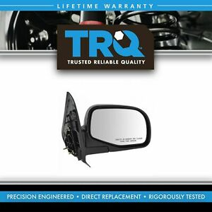 Mirror Manual Rh Right Passenger Side For 01 05 Ford Explorer Sport Trac