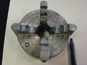 8 4 Jaw Independent Chuck